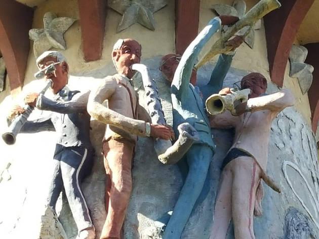 Chauvin Sculpture Garden