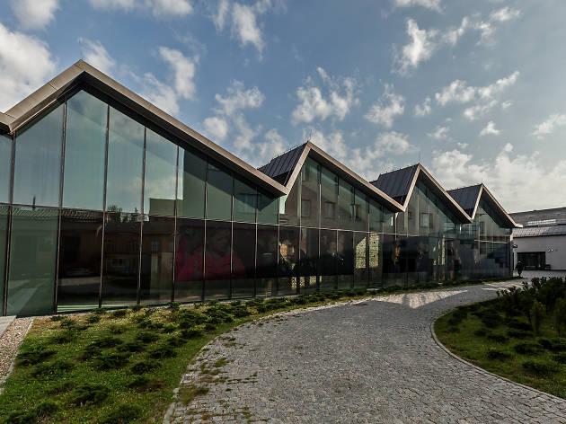 MOCAK - Muzeum Sztuki Współczesnej w Krakowie