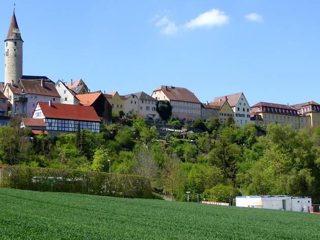 Kirchberg, Luxembourg