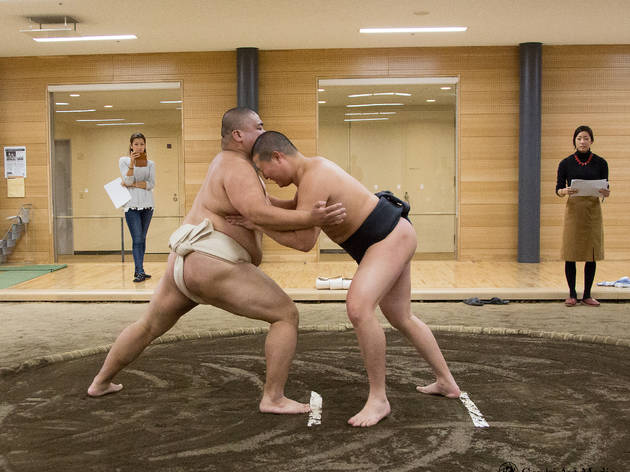 Raien Sumo Experience
