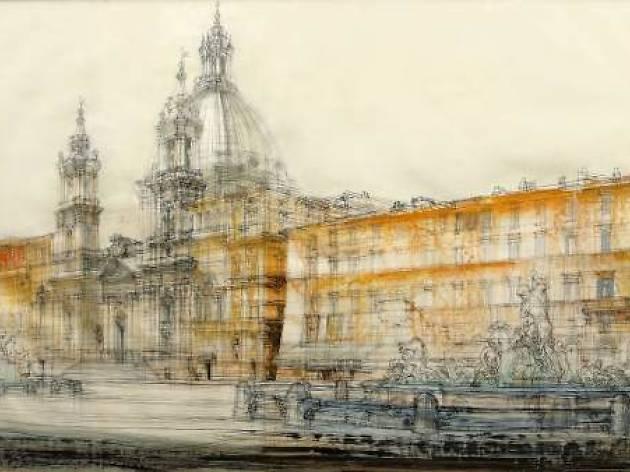 Vistas de Roma. Henryk Dąbrowski y la Colección Lázaro