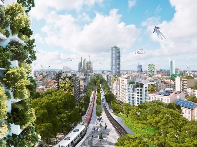 """""""Futuros de Lisboa"""" transforma o Torreão Poente do Museu de Lisboa numa máquina do tempo"""