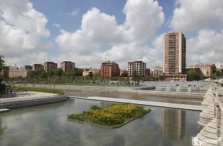 Jardines Puente Segovia