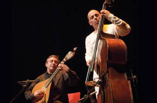 António Eustáquio e Carlos Barreto