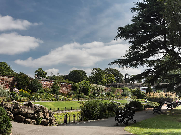 Get your green fix at Roundhay Park