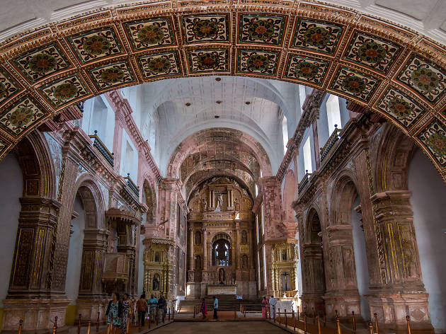 Basilica of Bom Jesus, Things to do in Goa, India
