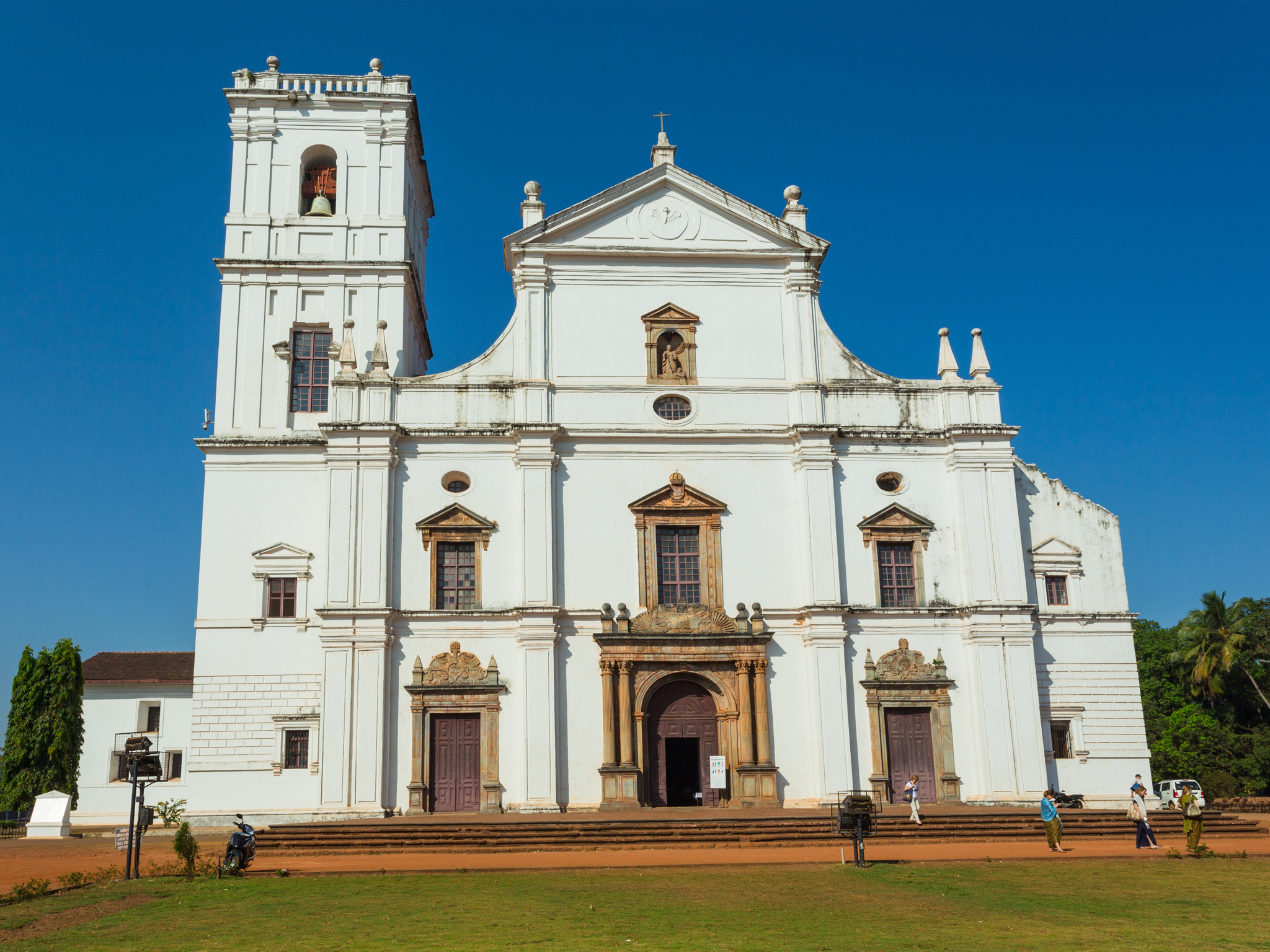 Se Cathedral, things to do in Goa, India