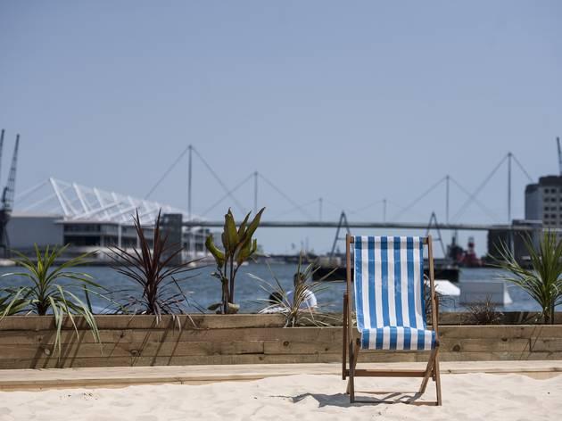 Dock Beach