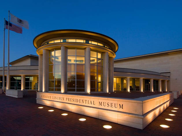 Abraham Lincoln Presidential Library and Museum, eitw