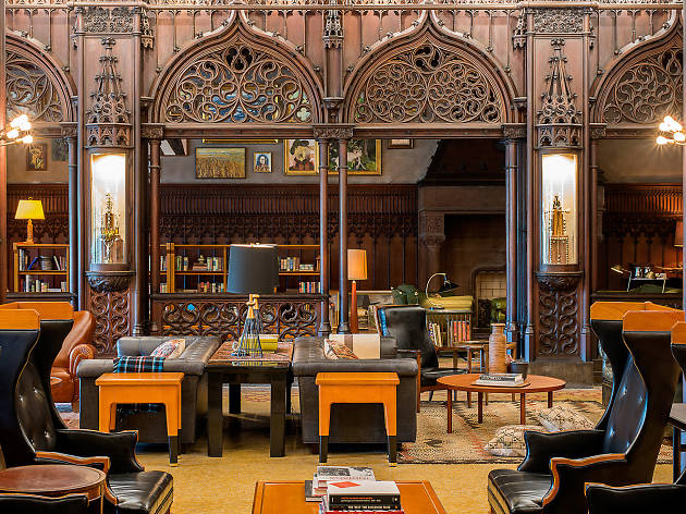 Chicago Athletic Association, eitw