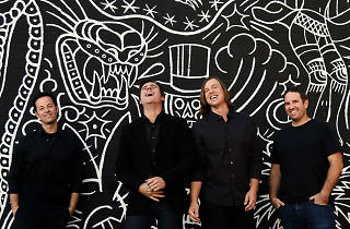 Jimmy Eat World regresa a la CDMX