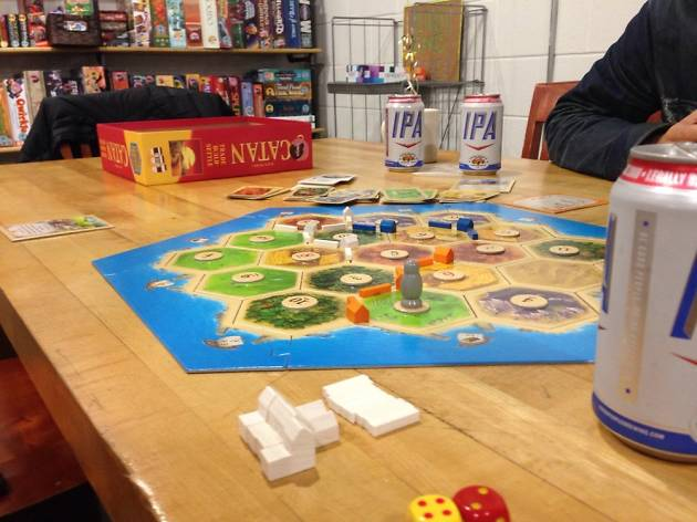 GamePoint: A Board Game Café