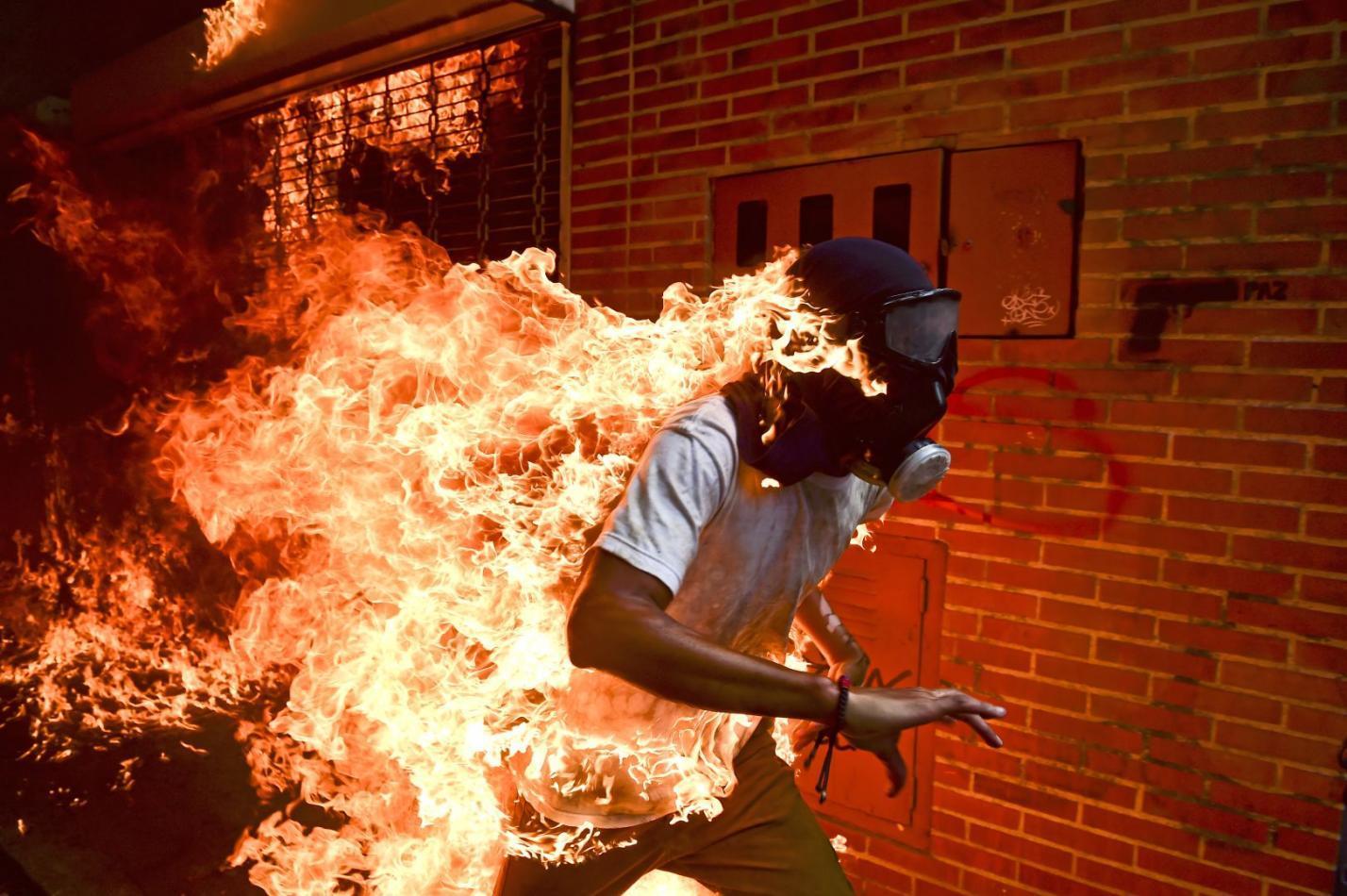 Foto: Ronaldo Schemidt/Cortesía World Press Photo