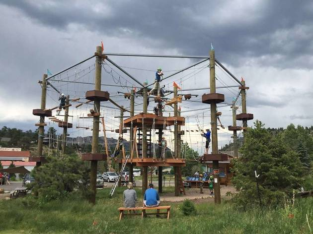 Open Air Adventure Park