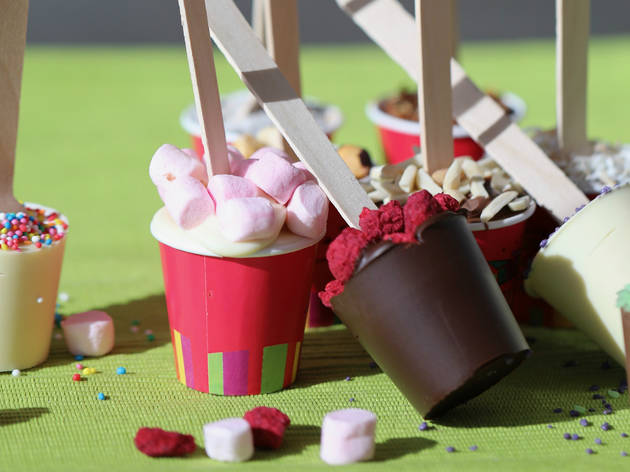 Hot Chocolate Festival 2018 (Photograph: Supplied)