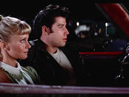 Grease drive-in cinema