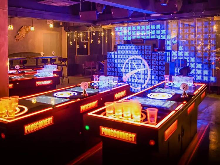 Grab a drink at spacious new bar Nexus