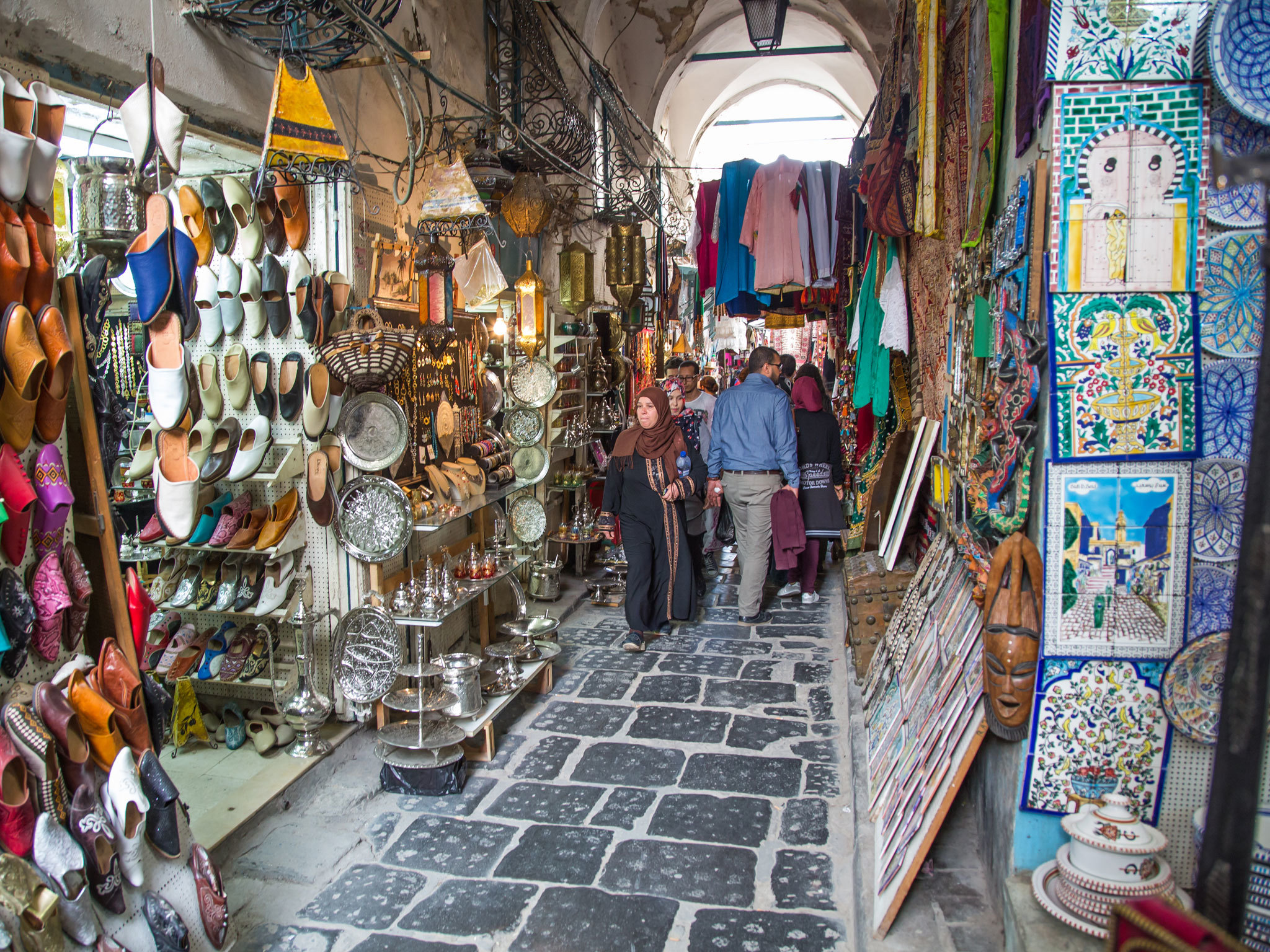 Georgetown Bazaar - Chennai - India