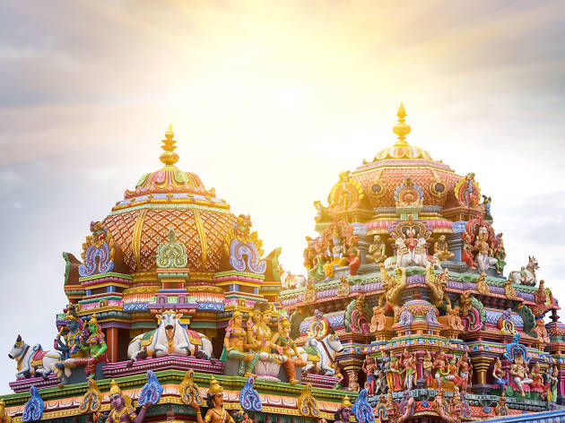 Kapaleeshwarar Temple - Chennai - India