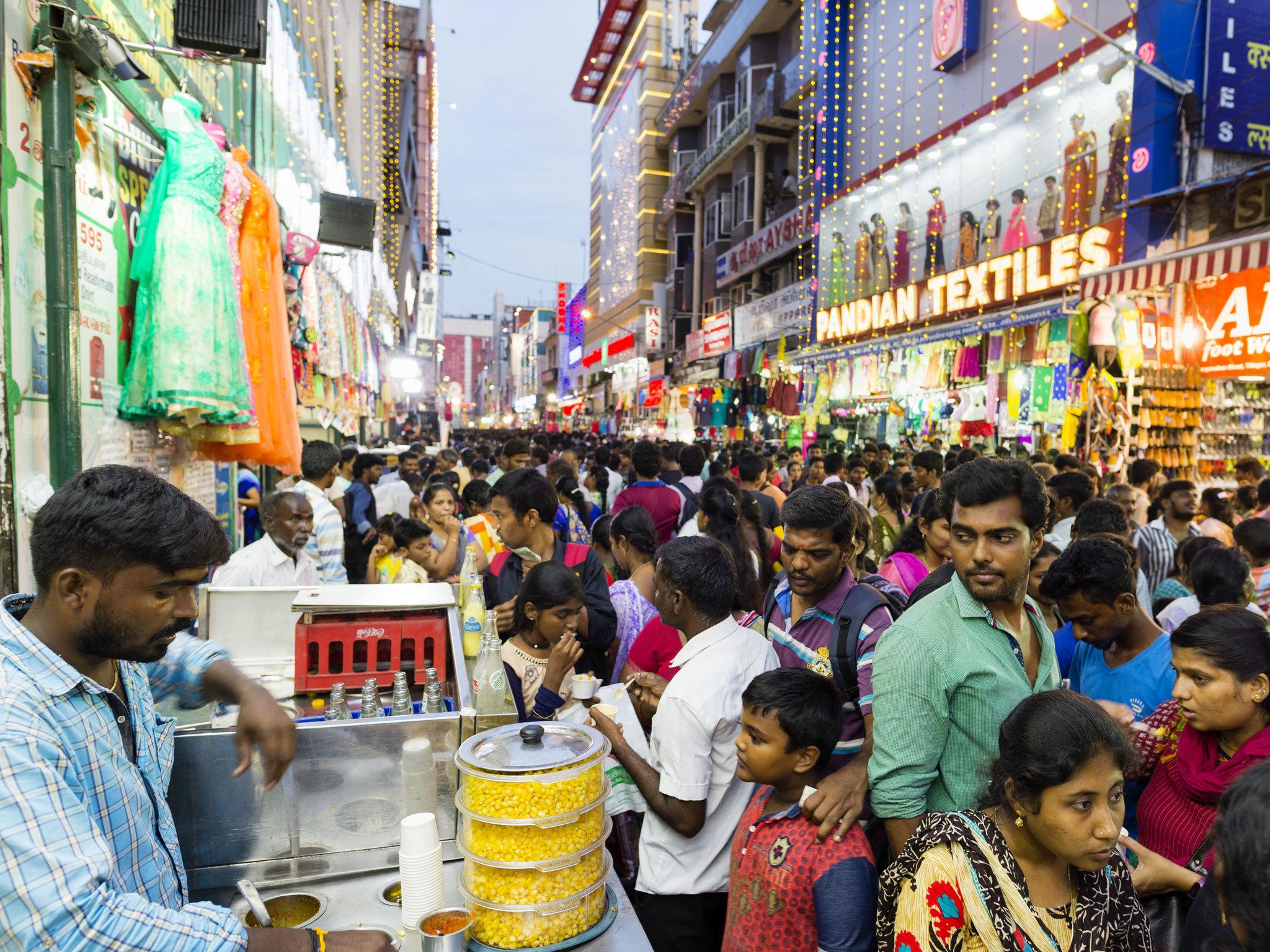 T. Nagar - Chennai - India