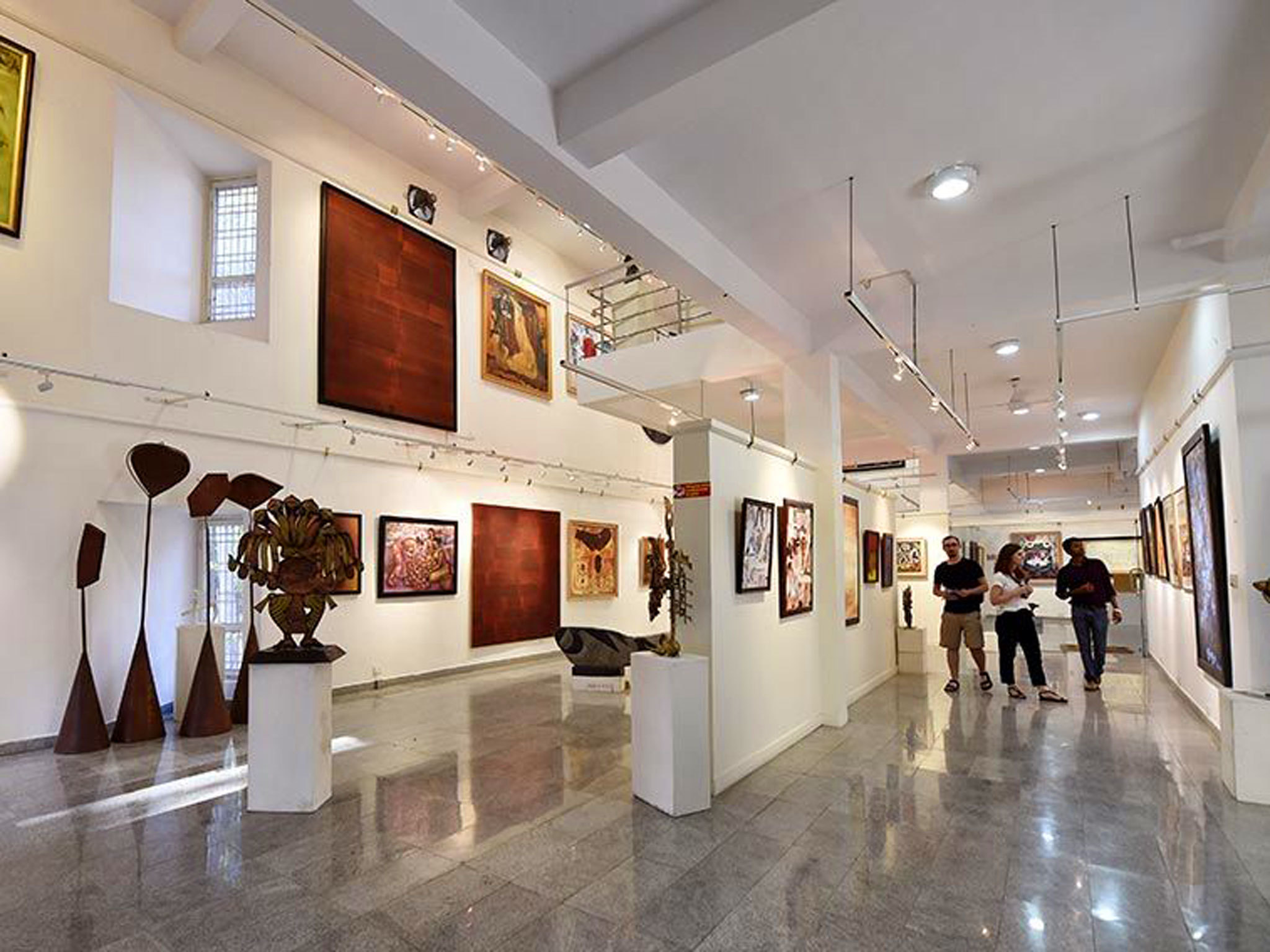 Cholamandal Artists Village - Chennai - India