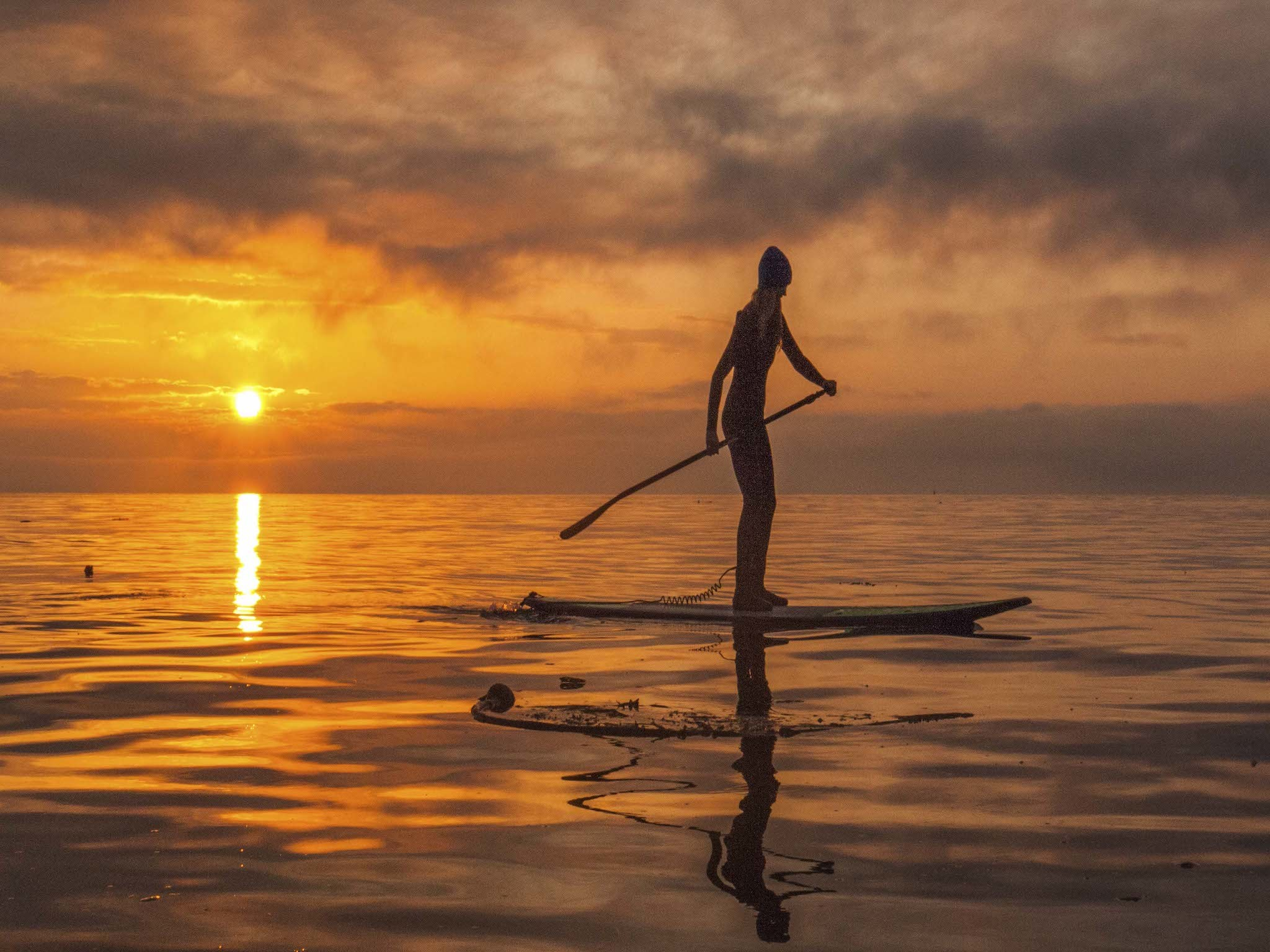 Sunrise SUP Tour