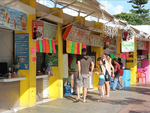 Parque de Las Palapas - Cancun - Mexico