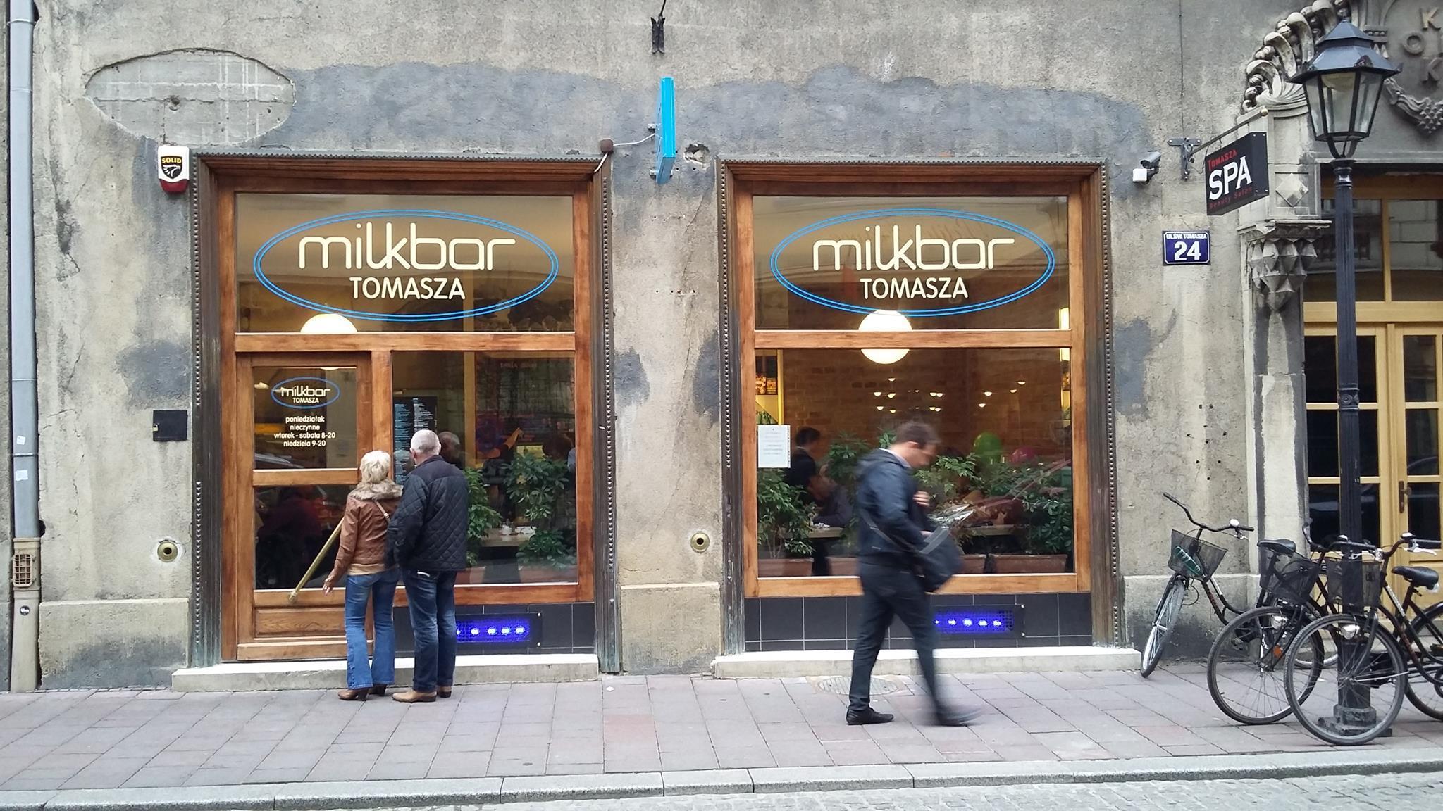 Milkbar Tomasza