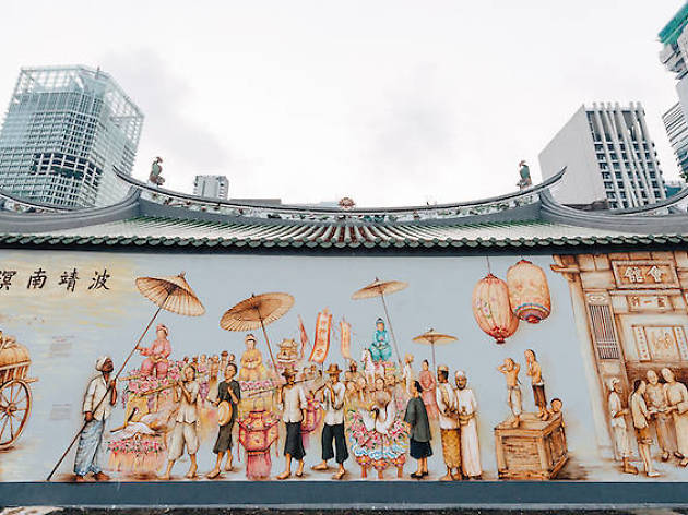 6 mural artists in Singapore you should know