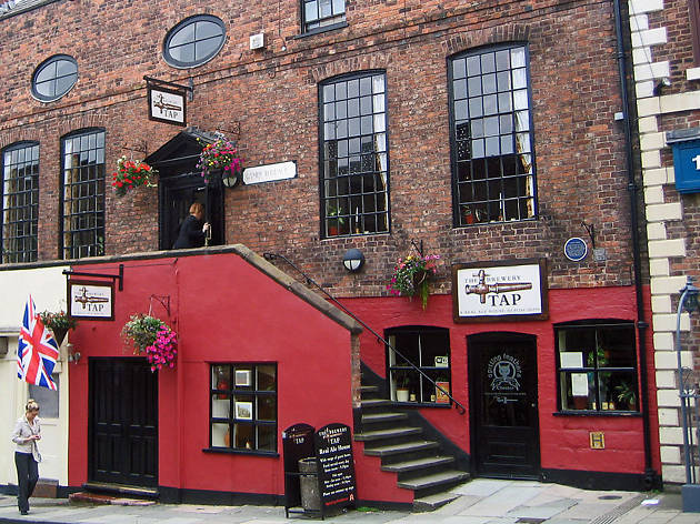 The Brewery Tap - Chester - UK