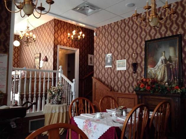 Queen Charlotte Tea Room