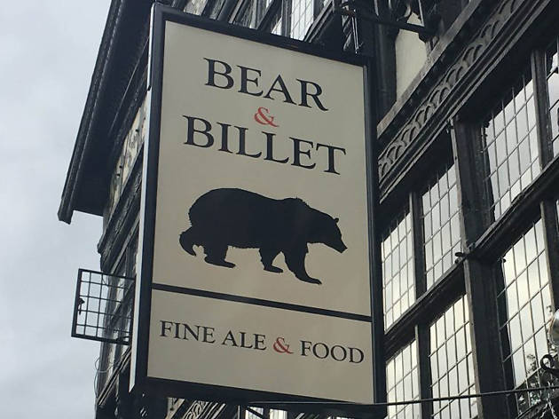 Bear & Billet - Chester - UK