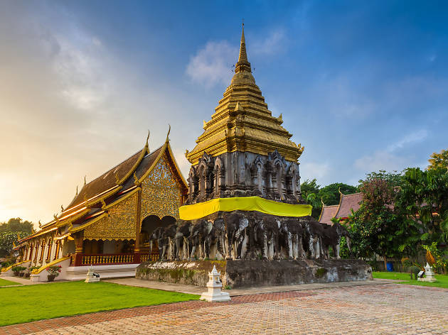 Wat Chiang Man - Chiang Mai - Thailand