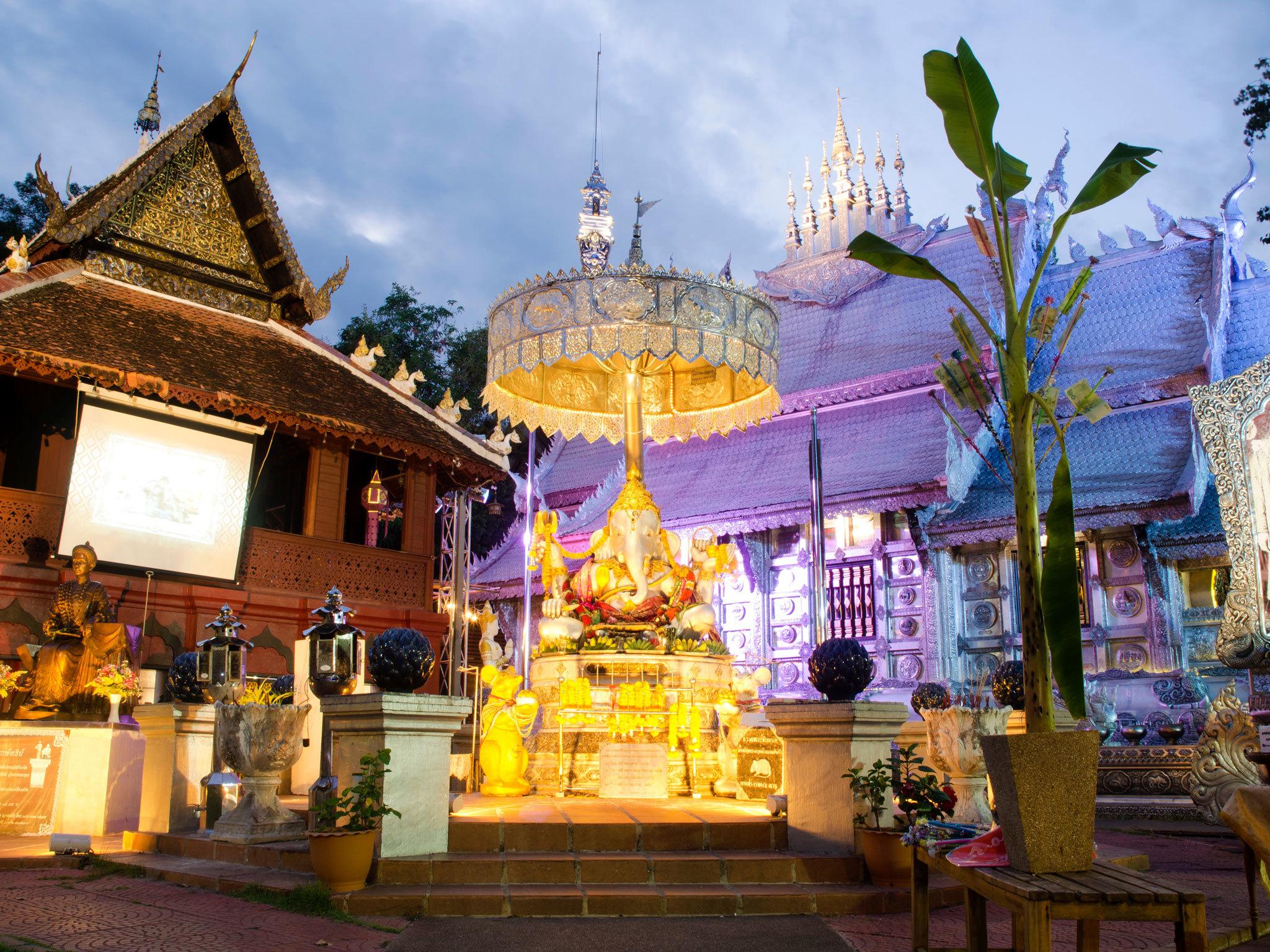 Wat Srisuphan - Chiang Mai - Thailand