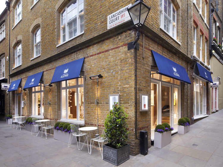Garden of England Rose Restore massage at The House of Elemis