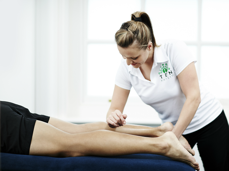 Remedial Sports Massage at Ten Health & Fitness