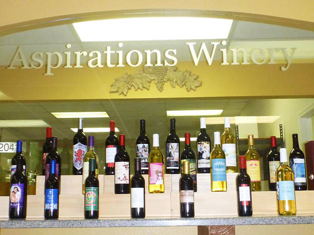 Aspirations Winery - Clearwater - US