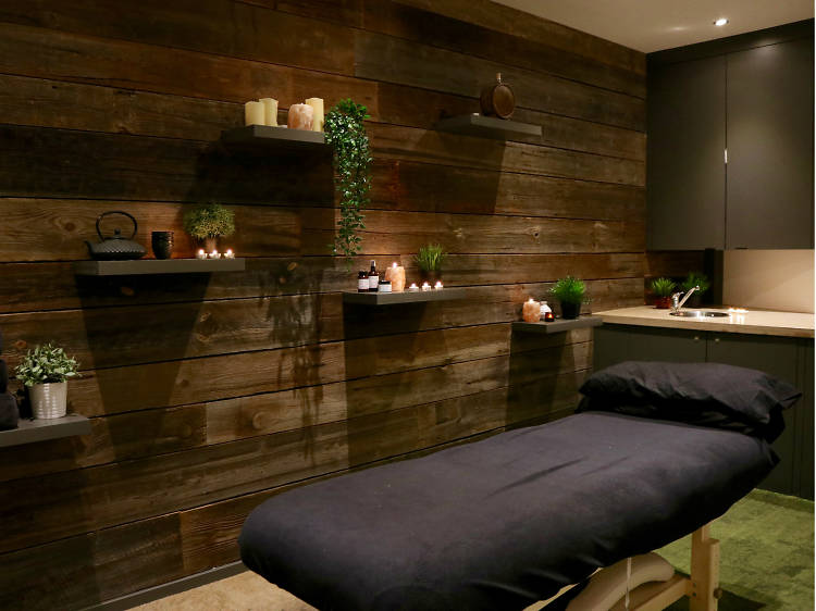 Deep Tissue Massage at The Refinery