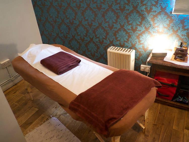 Deep Tissue and Holistic Massage at Holistic Health