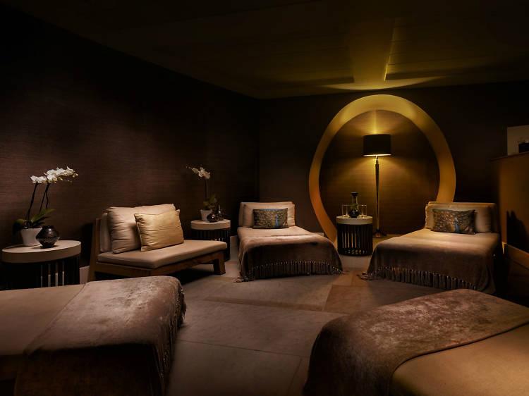 Aromatherapy Massage at St Pancras Spa