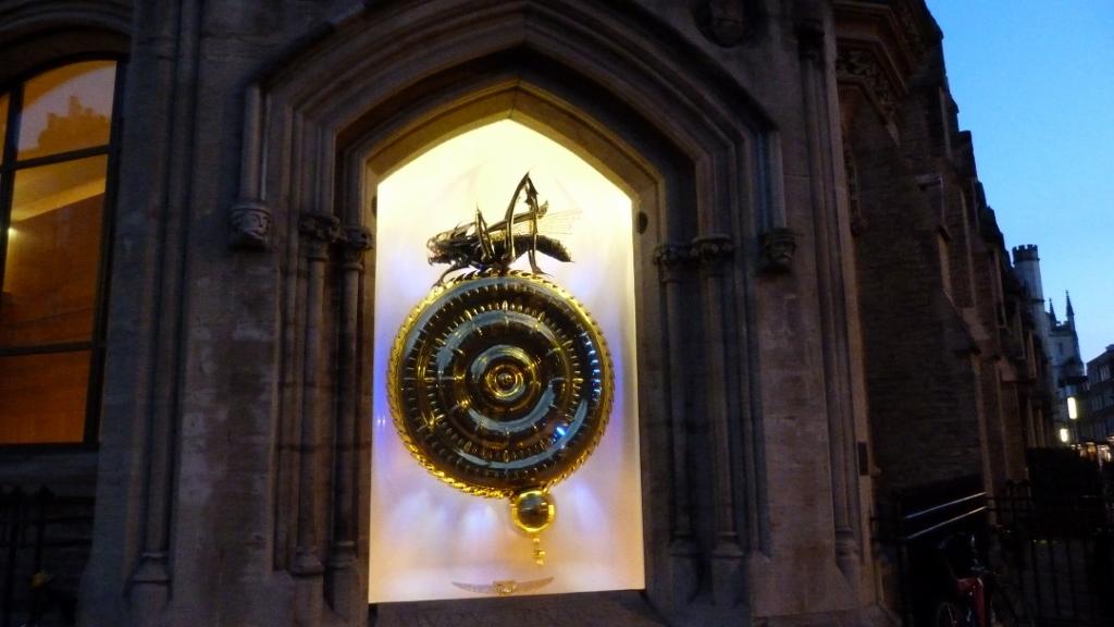 Corpus Clock, Cambridge