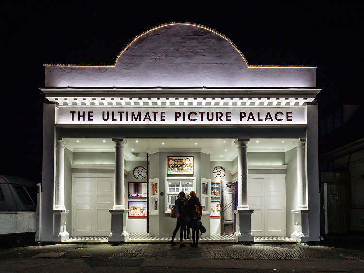 See an indie film at Ultimate Picture Palace