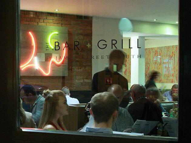 Bar + Grill at James St South restaurant, Belfast