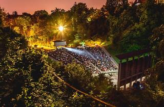 Outdoor Cinema at Tuškanac Summer Stage