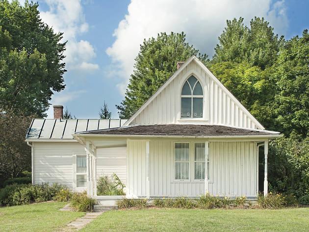 American Gothic House, EITW