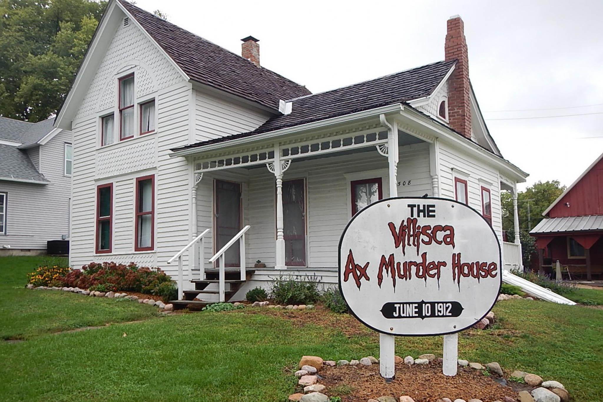 Villisca Axe Murder House, eitw