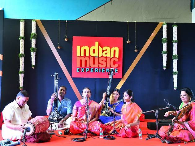 Indian Music Experience