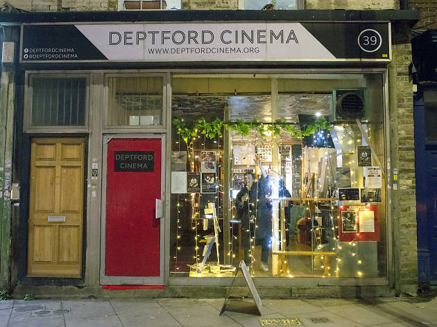 Visit: Deptford Cinema