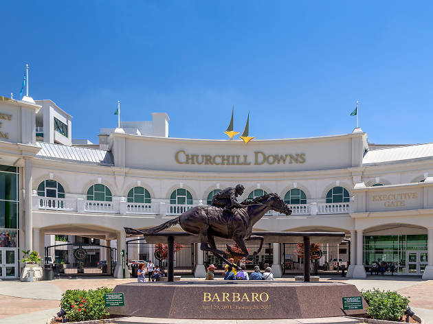 Churchill Downs, eitw