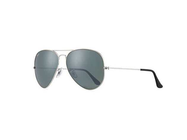 Ray-Ban Cry Mirrored Aviator Sunglasses